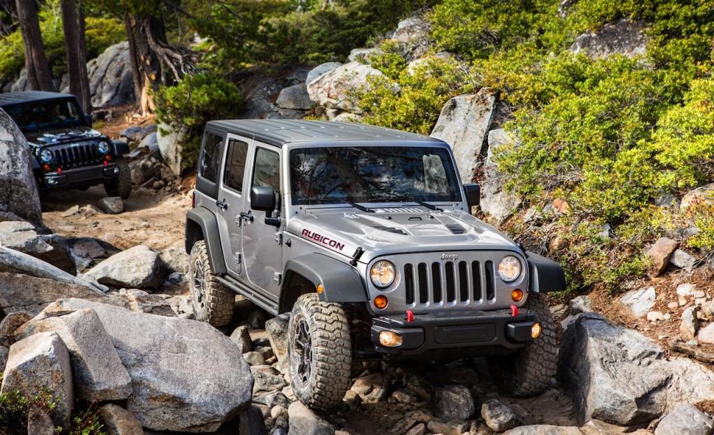 2014 Jeep JK Wrangler Rubicon
