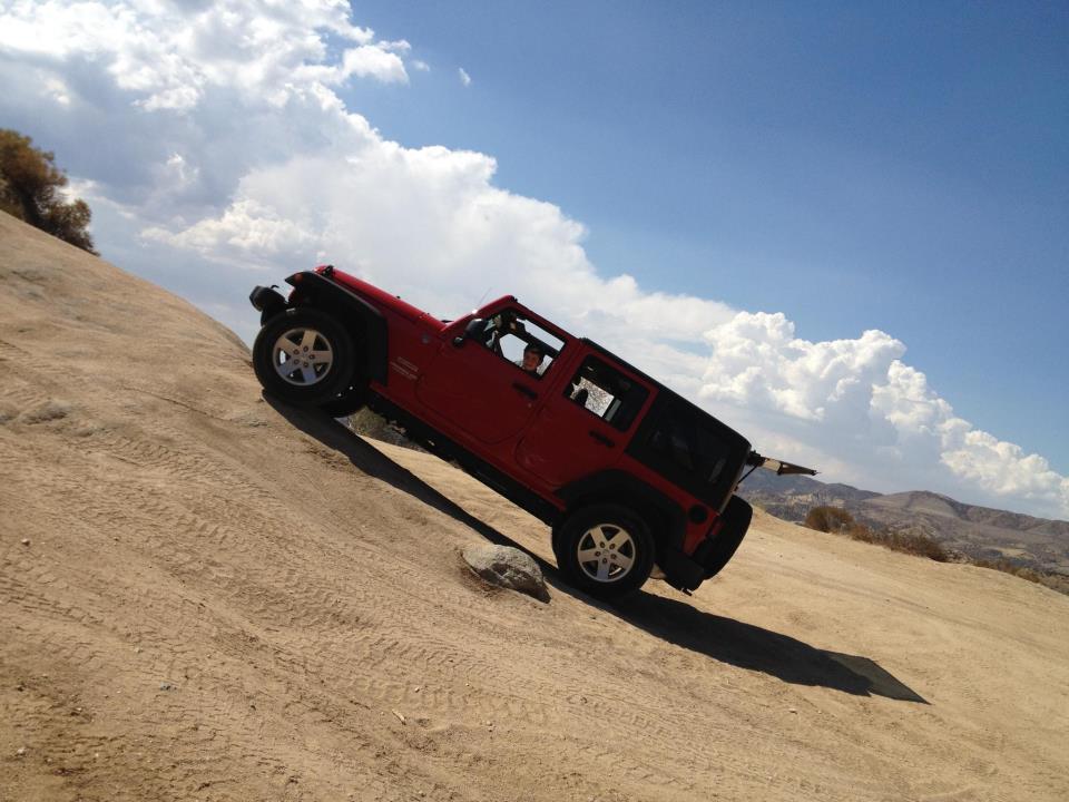 Jeep JK Wrangler Unlimited