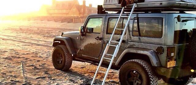 Go to http://www.rooftoptentstore.com/ to see more Roof Top Tent options for Jeeps and other vehicles