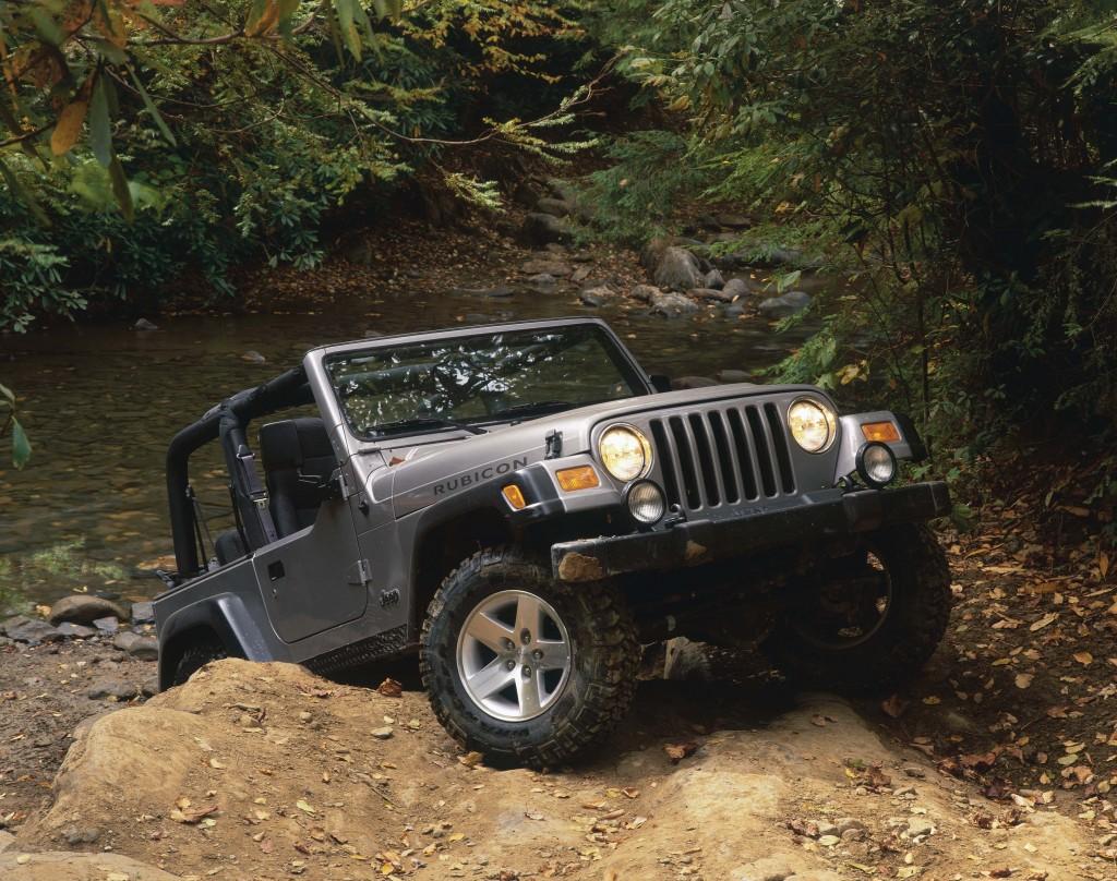 Jeep TJ Wrangler Rubicon