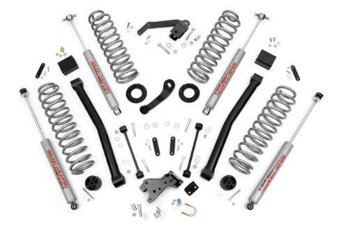 jeep wrangler lift kit options