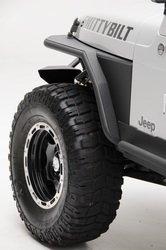 Jeep Wrangler Flares