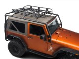 Barricade J100175 Roof Rack Basket Textured Black