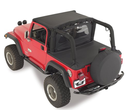 Jeep wrangler top