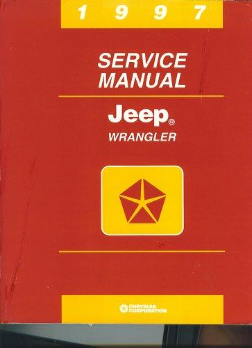Jeep wrangler service manual