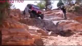 Jeep Wrangler JK - OFFROAD Fail & Roll Over