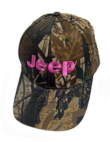 Jeep Pink Camo Hat Jeep Wrangler Outpost