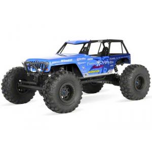 Axial Wraith Jeep Wrangler RTR Rock Racer