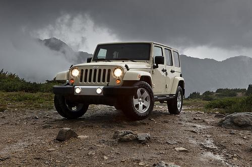 88 Jeep Wrangler