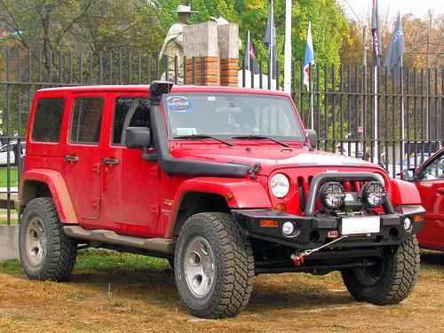 diesel jeep wrangler