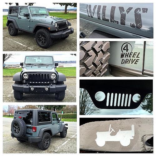 86 Jeep Wrangler