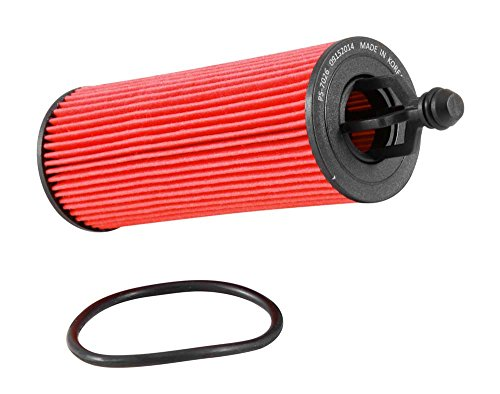 Jeep Wrangler oil filter