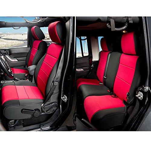 Jeep Wrangler Seat