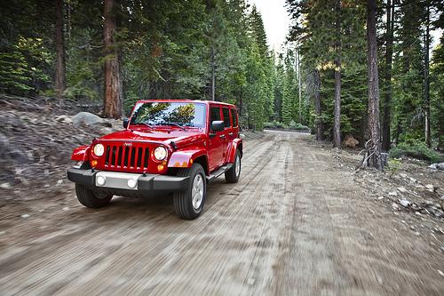 97 Jeep Wrangler