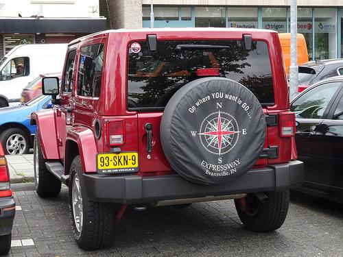 93 Jeep Wrangler