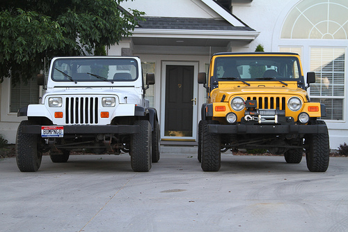 jeep wrangler lifted