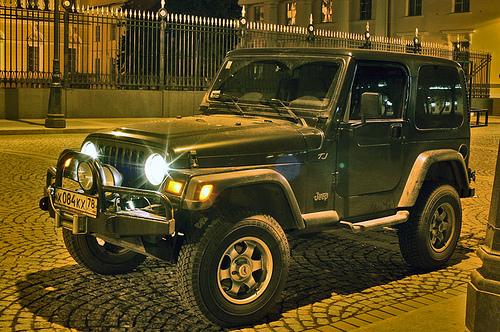 11 Jeep Wrangler