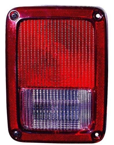 Jeep Wrangler light