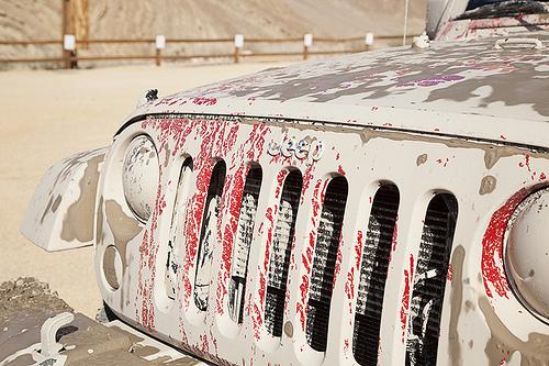 90 Jeep Wrangler