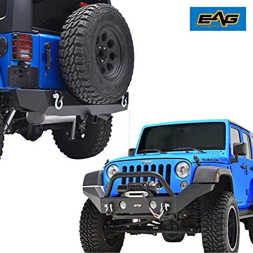 Jeep Wrangler Bumper