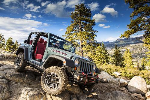 10 Jeep Wrangler